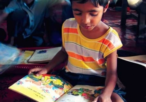 Educate A Child and Gonoshahajjo Sangstha (GSS) in Bangladesh