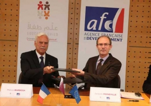 EAC Signs Agreement with the Agence Française de Développement to Support Primary Education