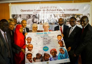 Remote, but not forgotten: UNICEF & EAC launch education campaign in Kenya
