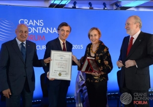 Educate A Child Receives Prix de la Fondation for its Efforts to Promote the Importance of Education