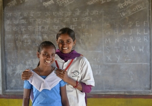 Educate A Child is Heartened by Educate Girls' Year 1 DIB Results