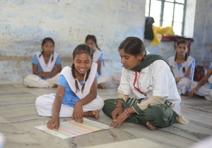 Education Gives Suhani the Freedom of Choice