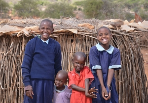 Confronting Barriers to Girls' Education in Kenya