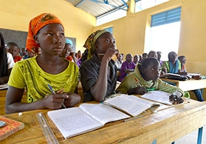 Making quality education a reality for children in Chad