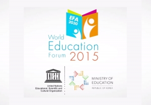 UNESCO issues Incheon Declaration in support of new Education Sustainable Development Goals