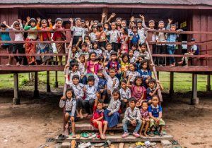 Education Above All Foundation and Sherborne Qatar Support a School in Cambodia