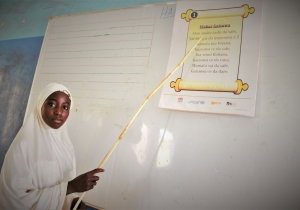 Getting Out of School Children back to Classrooms in North-West Nigeria