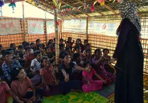 144,000 Refugee and Hard-to-Reach Children In Bangladesh and Somalia to Access Quality Education