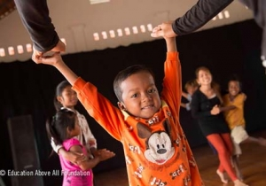 Reaching marginalised children in Cambodia