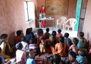Educate A Child and the Bharti Foundation