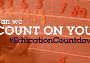 EAC joins A World At School in the 500-Day Countdown For Global Education