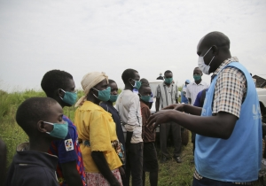 THE WORLD HUMANITARIAN DAY IN 2020 - CELEBRATING EXTRAORDINARY EFFORTS