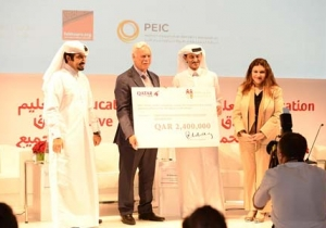 Qatar Airways Supports Educate A Child