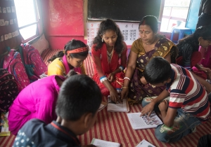 The Boat School - Helping children in Bangladesh sail towards an educated future