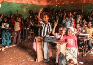 imagine1day set to partner with Educate A Child to bring quality primary education to out of school children in Ethiopia