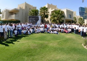 Ahlibank and Education Above All share joint events to mark  2015 National Sport Day