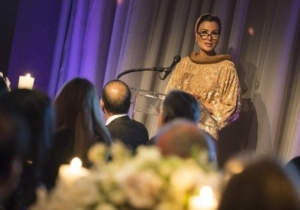 Sheikha Moza takes message of hope for 10 million children to New York