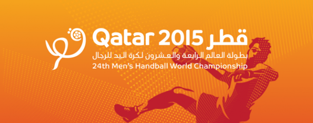 Look for EAA at the 24th Men's Handball World Championship