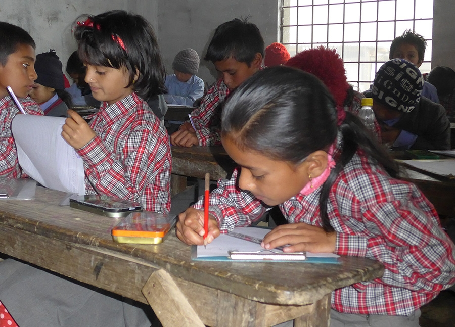 Building Schools in Nepal – New Partners and New Opportunities
