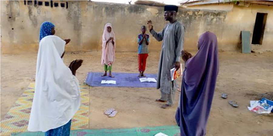 EAC and UNICEF Partner for Remote Learning in Nigeria's Northeast Corner to Combat COVID-19